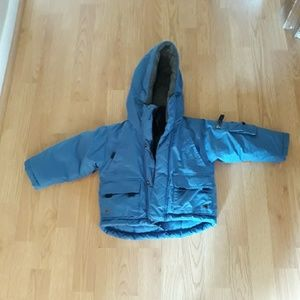 Toddler boys coat